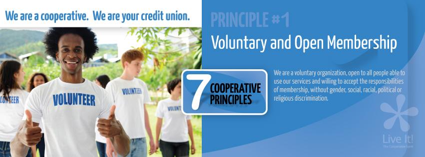 Co-op Principle #1-Voluntary and Open membership