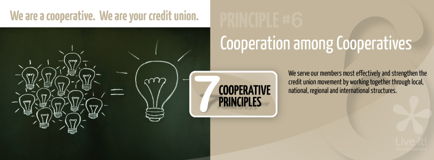 Co-op Principle #6- Cooperation among cooperatives